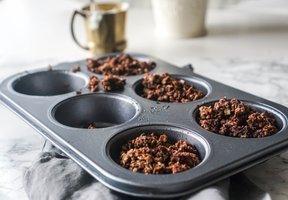Granola muffiny