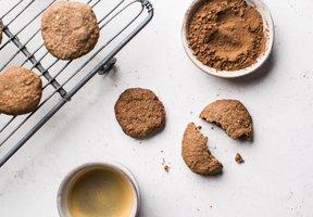 Karobové sušenky