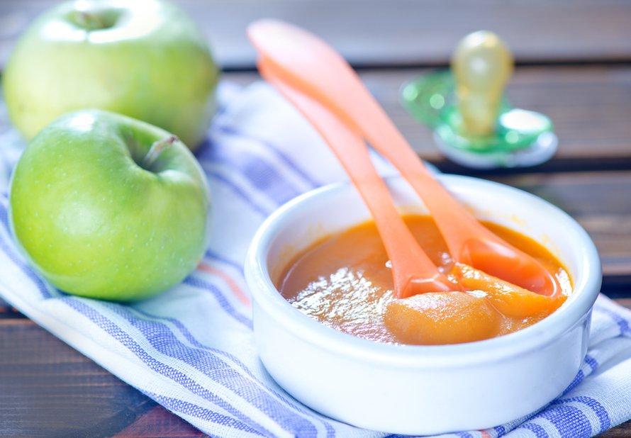 Jablečná přesnídávka s chia