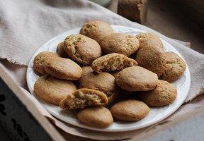 Celozrnné piškoty - základní recept