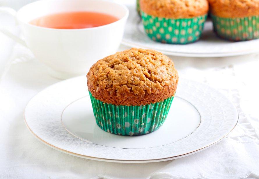 Muffiny s arašídovým máslem