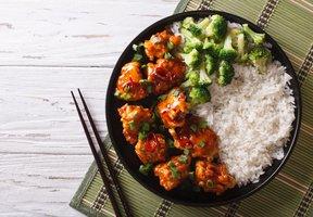 Kuličky z uzeného tofu
