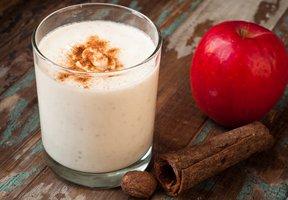 Jablečno-hruškové smoothie