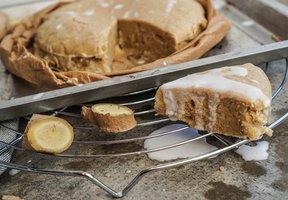 Citronovo–zázvorový koláč