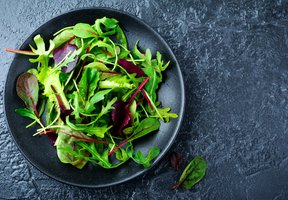 Salátové listy