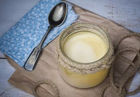 Přepuštěné máslo (ghee) - základní recept
