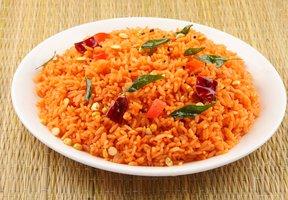 Rajčatová chilli rýže