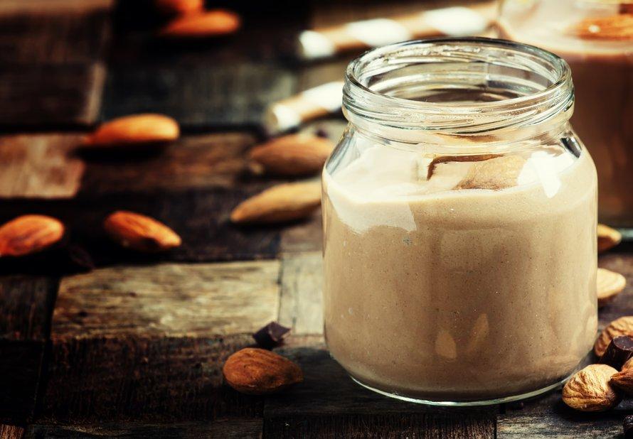 Mandlový jogurt bez jogurtovače - základní recept