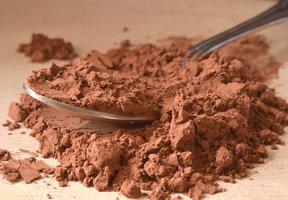 Čokoládový pudink v prášku