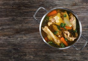 Kuřecí vývar - základní recept