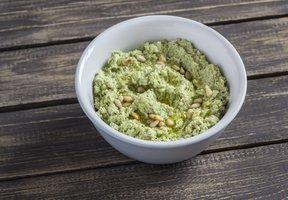Rychlá brokolicová pomazánka