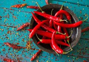 Chilli paprička
