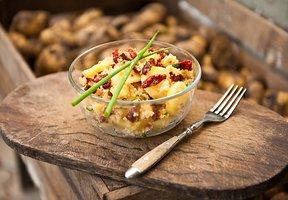 Bramborový salát s quinoou