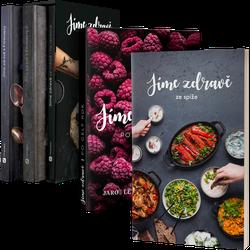 Jíme zdravě – kompletní sada 5 knih