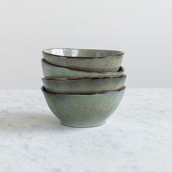 Miska velká Salt & Pepper Artisan – zelená