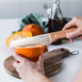 Univerzální nůž Santoku Opinel s čepelí 170 mm