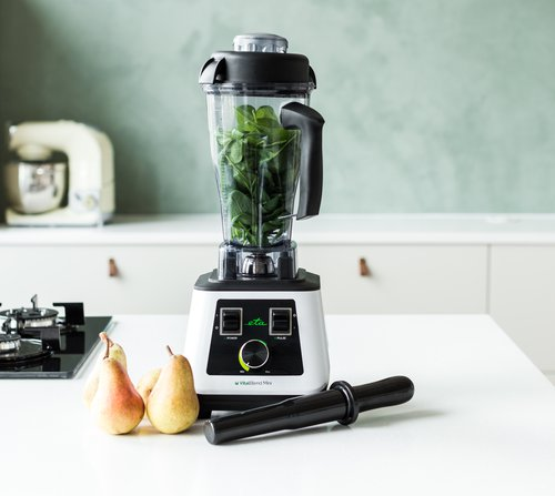 Stolní mixér ETA Vital Blend Mini 2100 90000 – černý/zelený