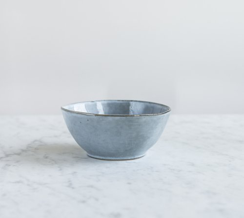 Velký servírovací set  Salt & Pepper Artisan – modrá